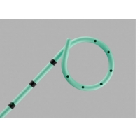 CATETER URETERAL SET PIGTAIL SIMPLE SILICONA